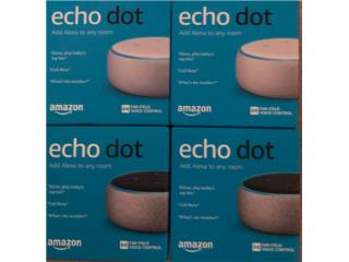 Echo Dot ( 3er Generation)  $50 each, Puerto Rico