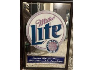 ** anuncio de cerveza Miller Lite**, Puerto Rico