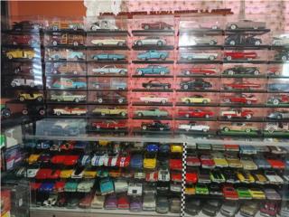 Colección De carros a escala, Puerto Rico