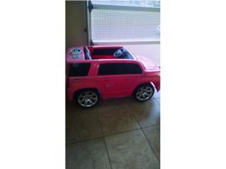 Carro Barbie, Puerto Rico