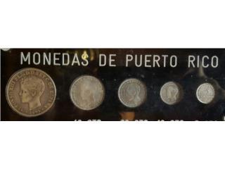 Antigüas monedas de Puerto Rico, Puerto Rico