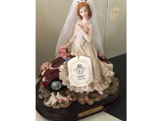 *Giovanni Collection Novia BRIDE sentada en Volki*, Puerto Rico