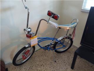 Bicicleta shwin, Puerto Rico