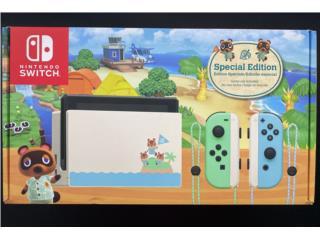 Nintendo Switch Animal Crossing: New Horizons, Puerto Rico