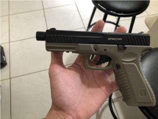 Pistola de Airsoft , Puerto Rico