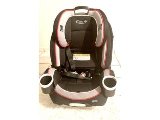 Carseat 4 ever Graco, Puerto Rico