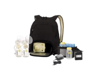 Medela Back pack Pump in style, Puerto Rico