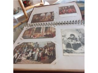 Album postales europeas antiguas, Puerto Rico