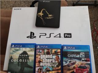 PS4 Pro 1tera, Puerto Rico