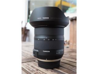 Tamron 17-35mm 2.8-4 Nikon FX, Puerto Rico