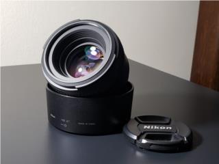 Nikon Nikkor 50mm f1.4G, Puerto Rico