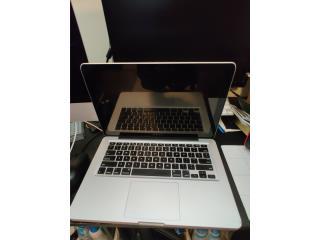 MacBook Pro Mid 2012, Puerto Rico