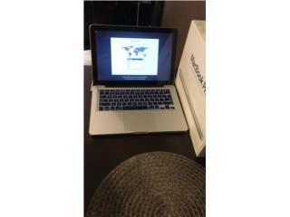 """MacBook Pro 13"""" Mid 2012 1TB i7 Con caja orig, Puerto Rico"""