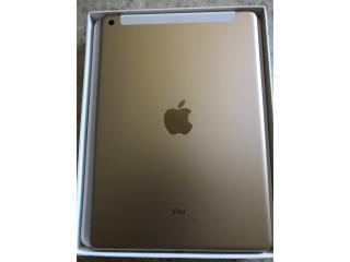 IPad 5ta generación Apple, Puerto Rico