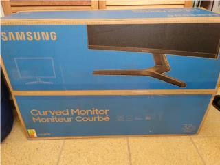 2020 samsung curved monitor 32 pulgadas s nuevo, Puerto Rico