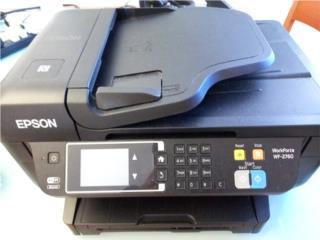 solo $20 Epson impresora que funciona bien, Puerto Rico