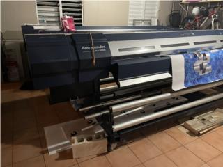 Printer Roland AJ-1000, Puerto Rico