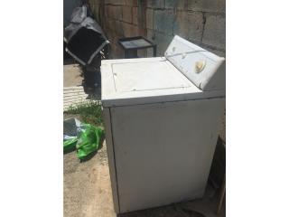 Lavadora GE análoga en 260 omo, Puerto Rico