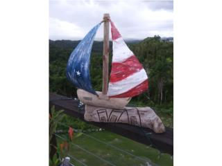 Veleros artesanos , Puerto Rico