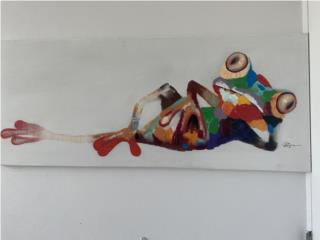 Obras de Arte Cuadros. Buenos para decoración, Puerto Rico