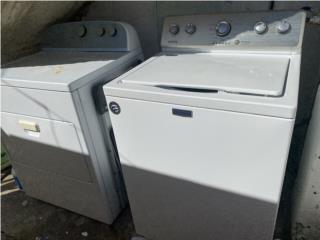 Lavadora y Secadora Maytag/ Mayaguez/ $400 EA, Puerto Rico
