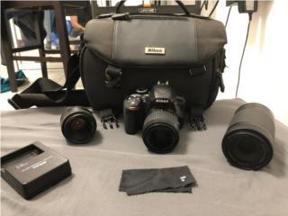 Nikon 3400, Puerto Rico