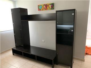 Mueble de TV, Puerto Rico