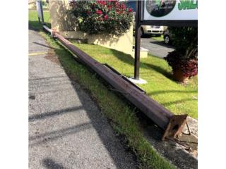 Poste para rotulos 20', Puerto Rico