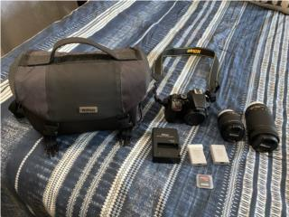 Nikon D3500, Puerto Rico