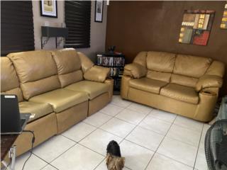 Venta de muebles reclinables $475.00, Puerto Rico
