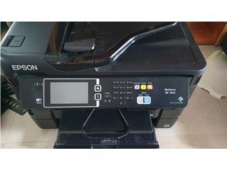 Printer EPSON Workforce WF-7620, Puerto Rico