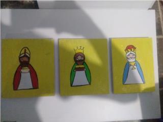 tres reyes mago..$25, Puerto Rico