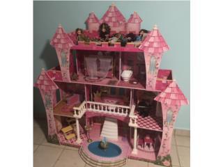 Mansion de Barbie, Puerto Rico