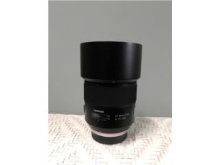 Tamron 85mm 1.8 VC Di Nikon, Puerto Rico