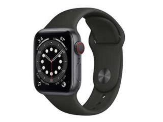 Apple Watch serie 5 44mm NUEVO DE CAJA, Puerto Rico