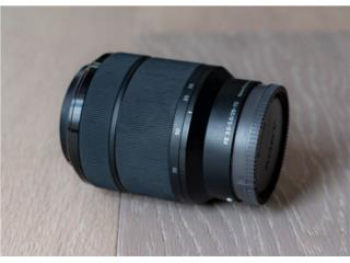 Lente Sony 28-70mm FE f/3.5-5.7 OSS, Puerto Rico