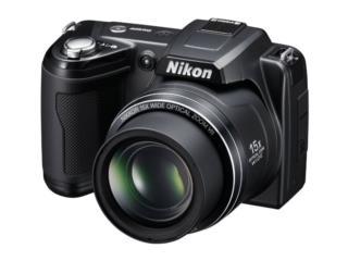 Camara Nikon Coolpix, Puerto Rico