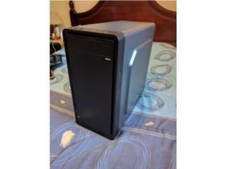 "Computadora Windows 10 + monitor Dell 17"", Puerto Rico"