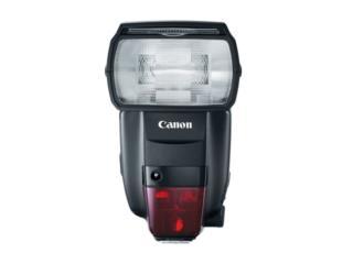 Flash Canon Speedlite 600EX II-RT, Puerto Rico