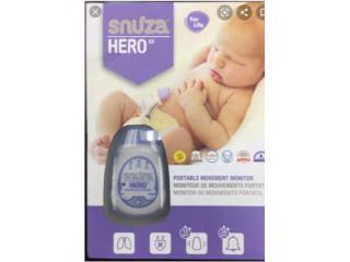 Snuza hero monitor bebe, Puerto Rico