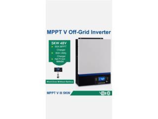 inverter  easun  power  5000w  48v  240v  wifi , Puerto Rico