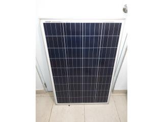 Paneles solares 100 watts 12v, Puerto Rico