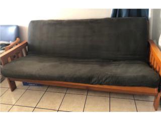 sofa cama de madera sólida , Puerto Rico