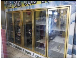 Cooler 5 puertas, Puerto Rico