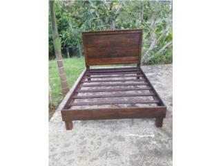 Se vende cama rústica full nueva , Puerto Rico
