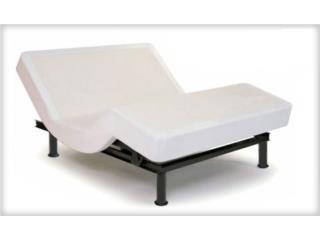 Cama Craftmatic masaje y posiciones, Puerto Rico