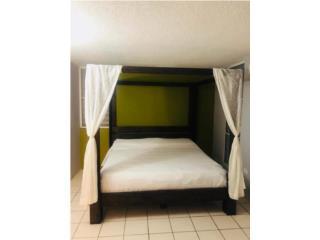 Se vende cama rústica king nueva , Puerto Rico