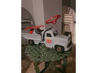 Camion de juguete Buddy L de los 50's, Puerto Rico