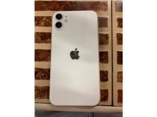 Vendo Iphone 11 blanco en excelentes condiciones , Puerto Rico