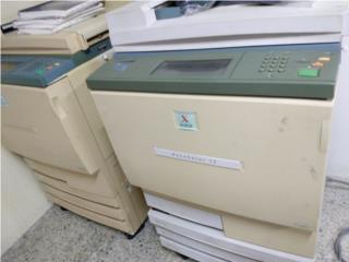 Xerox Docucolor 12, Puerto Rico